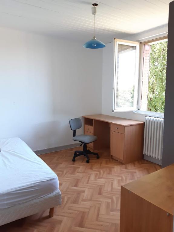 Chambre meublée , dans résidence partagée , Annecy