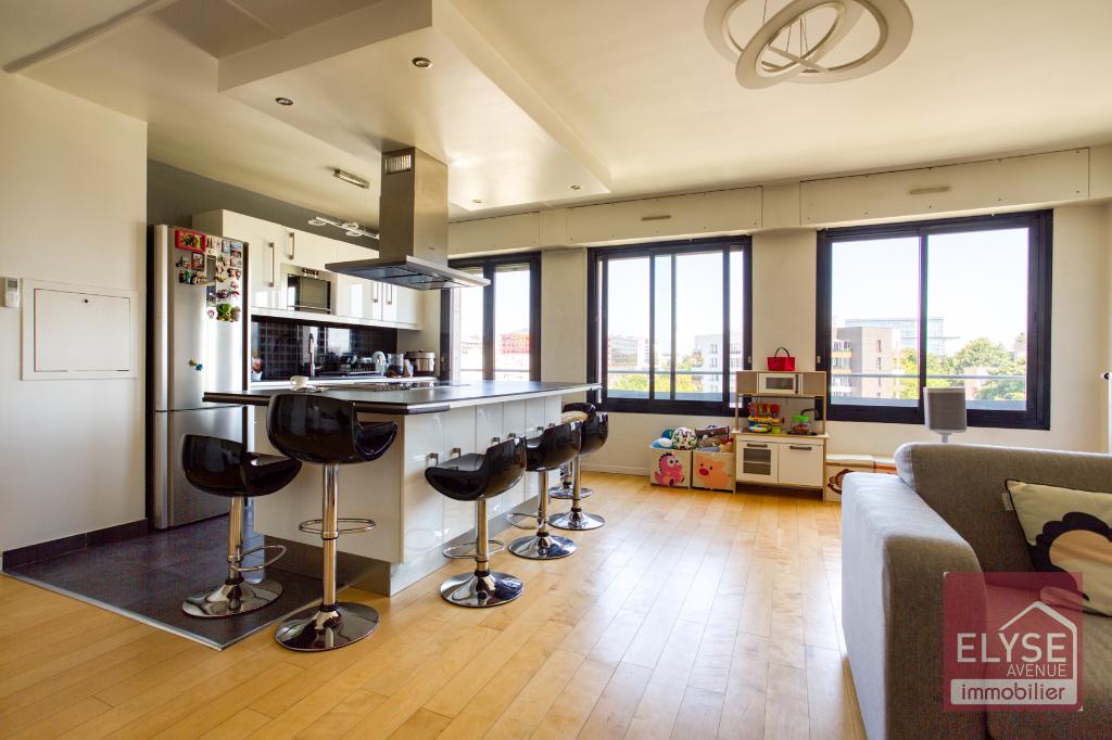 Appartement Montigny Le Bretonneux 3 pièce(s) 73 m2